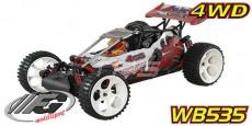 FG Baja 4WD Sports-Line WB535