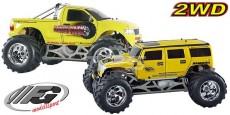 FG Monster-Hummer-Jeep Sports-Line