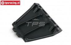 BWS51015 Chassis beschermer voor BWS-LOSI, 1 st.