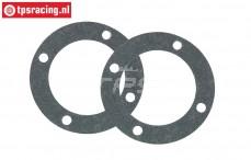 BWS54015 Differentieel pakking, (BWS-LOSI-TLR), 2 st.