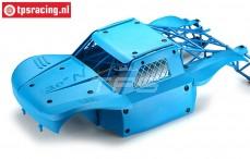 BWS59002/03 Kap Elasto-Flex Blauw BWS-LOSI, Set