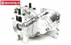 BWS59018 Aluminium Midden differentieel behuizing, (BWS-LOSI), Set