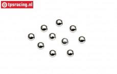 BWS65019 Stalen kogels voor aandrijf as BWS 5B, 1 st.