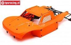 BWS59002/01 Kap Elasto-Flex Oranje BWS-LOSI, Set