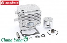 CY0142 Cilinder CY 23cc-Ø32 mm, Set