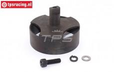 TPS0726/01 Genitreerde koppelings klok DBXL-MTXL, 1 st.