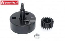 TPS5092 Koppeling klok met zeskant, (Ø12-Ø54 mm), set