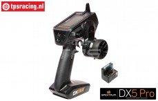 SPM5025 Spektrum DX5 PRO 2021 met SR2100, Set