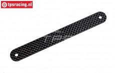 FG1013/02 Koolstof strip, B20-L168 mm, 1 st.