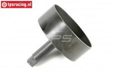 FG10458/01 Koppeling klok F1 tandwiel aandrijving, 1 St.