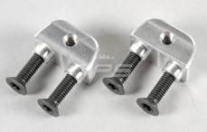 Draagarm bevestiging FG F1, (M4, Aluminium), Set