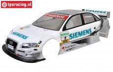 FG4148 Kap Audi A4 DTM gespoten Siemens, Set
