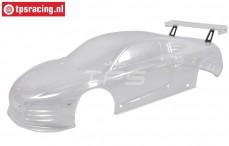 FG4169 Audi R8 kap transparant, Set