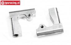 TPS1247 Aluminium draagarm achter boven, Set