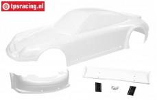 FG5170/06 Kap Porsche GT3-RSR 4WD wit, Set