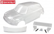 FG5180 MINI Cooper kap transparant, set