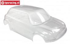 FG5181 MINI Cooper kap transparant, 1 st.