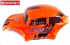 FG54140/01 Kap Beetle Buggy WB535 Oranje, 1 st.
