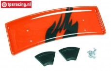 FG54140/02 Spoiler Beetle Buggy WB535 Oranje, 1 st.