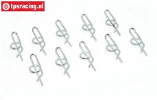 TPS6013/10 TPS Kap Clips Special, 10 St.