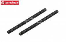FG6026/01 Draadstang M4-L51 mm, 2 St.