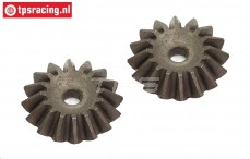 FG6067/02 Differential Tandwielen B versterkt, 2 St.