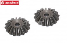 FG6067 Differential Tandwielen B, 2 St.
