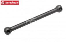 FG6080/01 Aandrijf as Kogel L96 mm, 1 St.