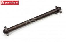 FG6080 Aandrijf as Pen, (Ø7-Ø10-L102 mm), 1 St.