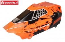 FG6155/03 Kap Fun Cross Elektro Oranje, 1 st.