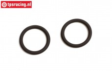 FG6299/06 Uitlaat O-ring FG Steel Power, 2 st.