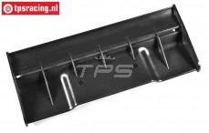 FG64130/02 Tuning achterspoiler 1/6 zwart, 1 St.