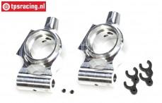 FG6479 Aluminium Wielblok achter verhoogd 2WD/4WD, Set