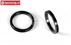 FG6481/05 Stalen Schokdemper ring, Ø20 mm, 2 St.