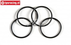 FG6481/06 Schokdemper O-ring, Ø15 mm, 4 St.