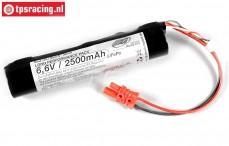 Accu Stick FG Li-Fe, (2300 mAh, 6,6 Volt, 10C), 1 st.