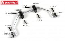 FG66260 Stabilisator 4WD voor, Ø4,0 mm, Set