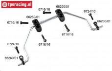 FG66260 Stabilisator 4WD voor Ø4,0 mm, Set