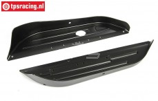 FG67151 ABS Chassis zijdelen, set