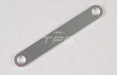 Accu houder, (L87 mm), (Aluminium), 2 st.