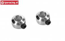 FG67260/04 Aluminium Stelring Ø5,1 mm, 2 St.