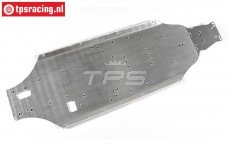 FG67271 Aluminium Chassis Leopard 2WD, 1 st.
