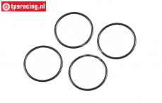 FG67320/11 Shock O-ring, Ø22 mm, 4 pcs.