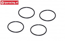 FG67320/11 Shock O-ring, Ø22 mm, 4 pcs.