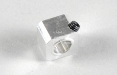 Remschijf meenemer, (Leopard '10), (Ø10-18 x18-L14 mm), Aluminium), 1 St.