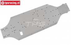 FG67570 Aluminium Chassis 1/6 2WD-4WD, 1 st.