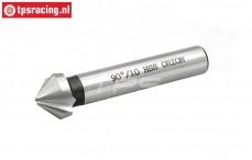 FG6822/10 HSS Verzink boor Ø10 mm-90°, 1 st.