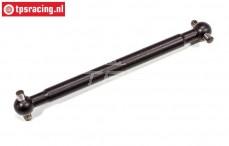FG68277 Aandrijf as Pen 4WD, (Ø7-Ø10-L107 mm), 1 St.