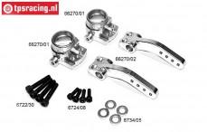 FG68413 Aluminium Stuurblokken 4WD, Set