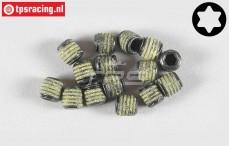 Torx koploos (M5-L6 mm Loctite), (Staal), 10 St.